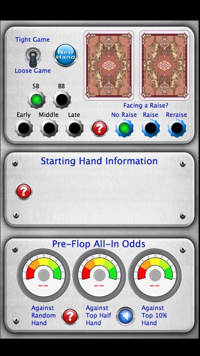 Starting Hand Dashboardのおすすめ画像4