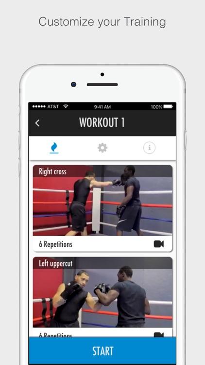 Boxing Training screenshot-4