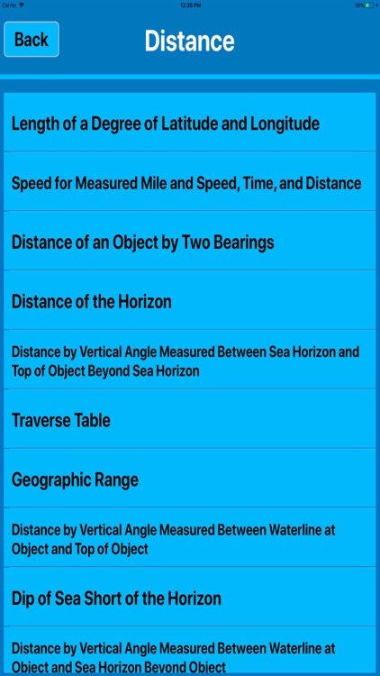 Nautical Calculators MGR screenshot-3