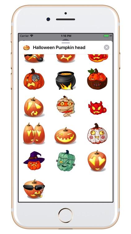 Halloween - Pumpkin emoji