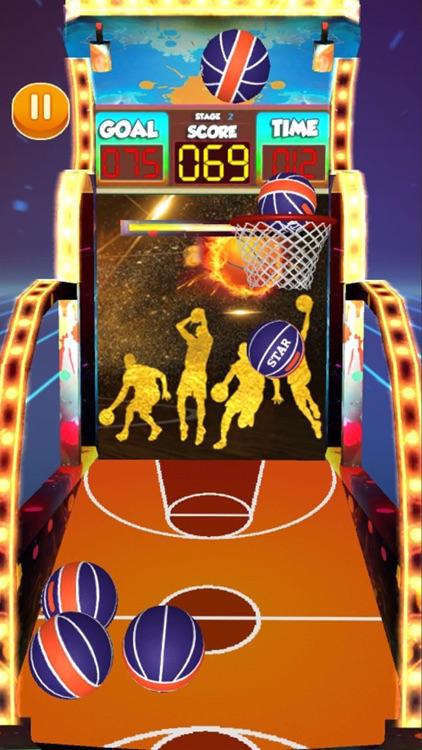 Super Dunk Basketball Machine