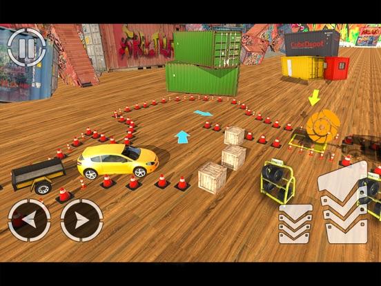Car Parking:Trailer Challenge-ipad-2