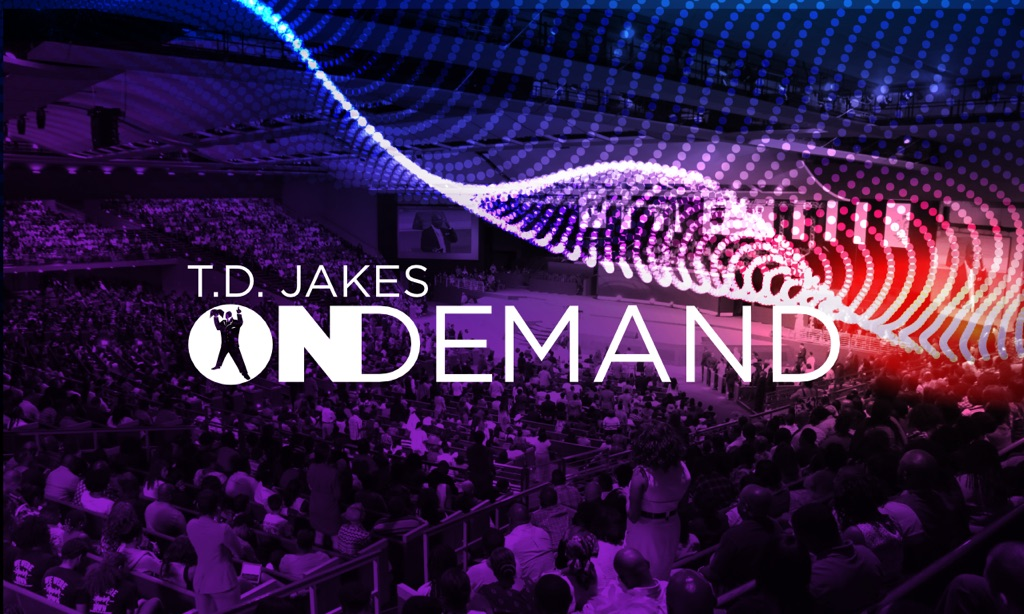 TD Jakes On Demand for Apple TV by T D  Jakes Ministries