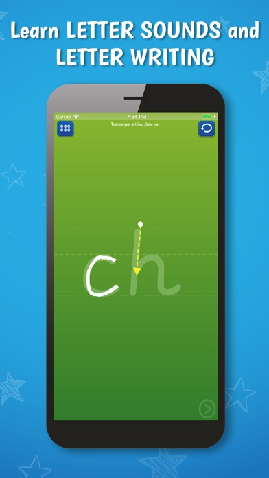 PocketPhonics (basic edition) screenshot one