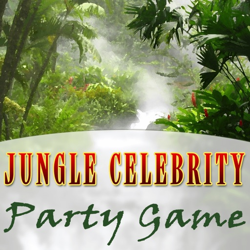 Jungle Celebrity Party Game I'm a Player get me...
