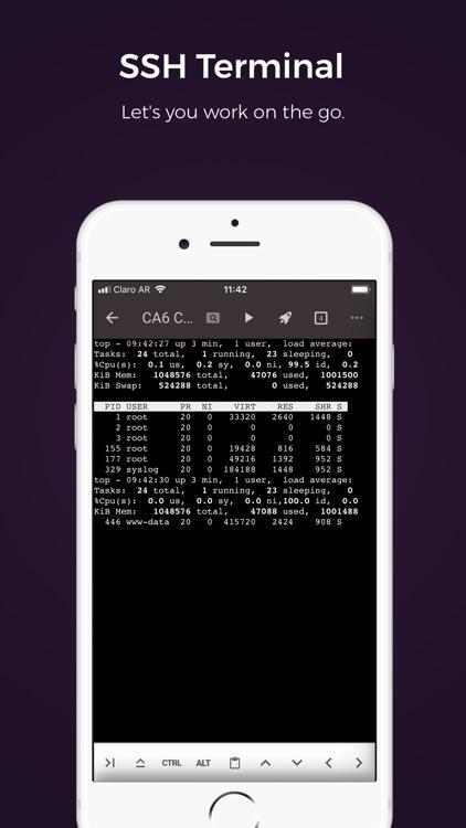 Codeanywhere - IDE, FTP, SSH screenshot-4