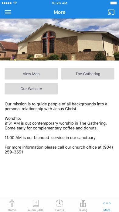 FUMC Macclenny Community screenshot 3