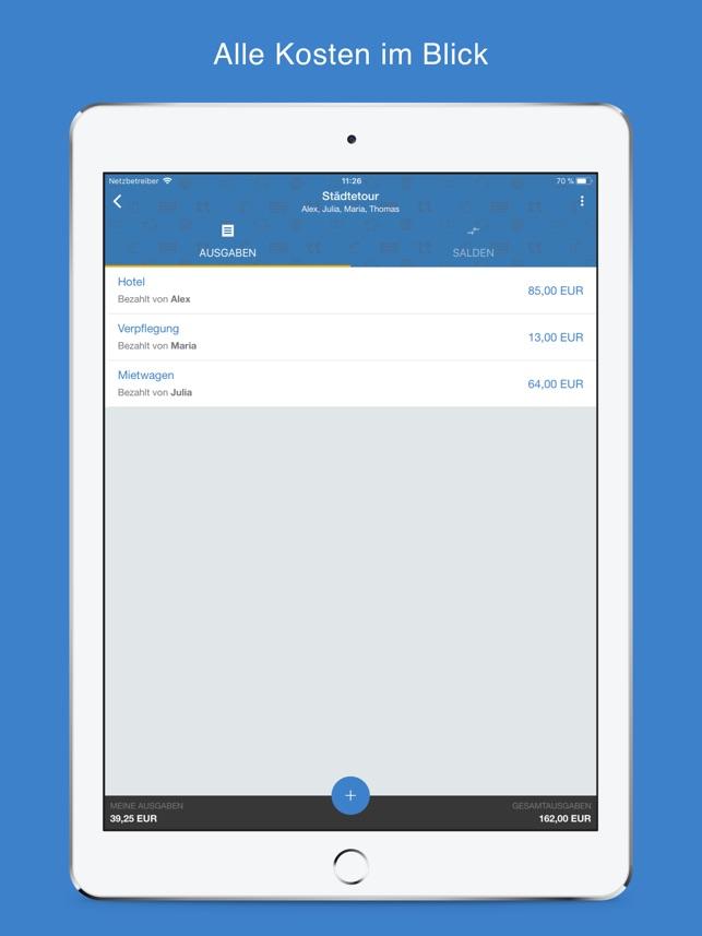 Tricount im App Store
