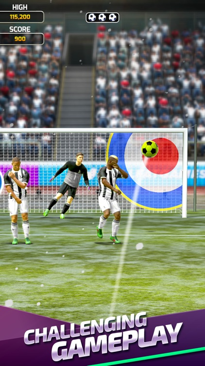 Flick Soccer 17 screenshot-3