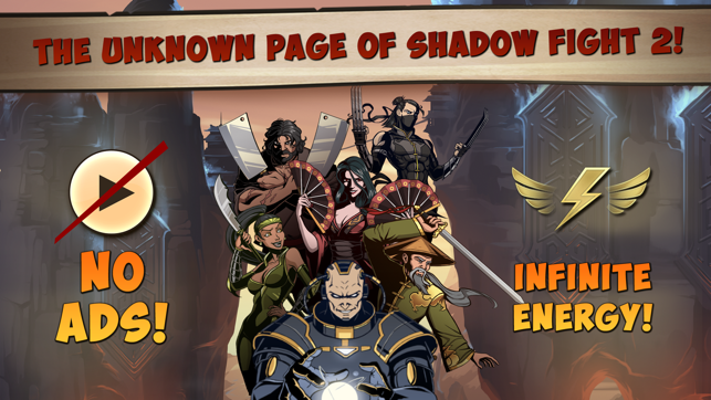 Shadow fight 2 special edition level hilesi