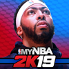 2K - My NBA 2K19  artwork