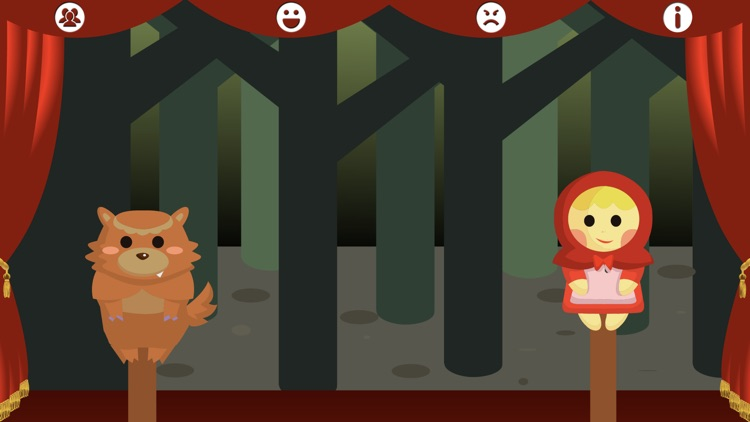 Little Red Riding Hood Theatre screenshot-1