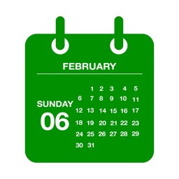 My Calendar - Widget