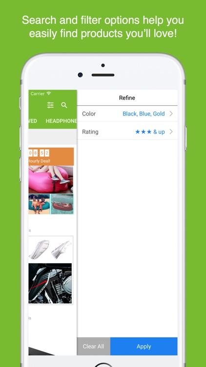 Geek - Smarter Shopping screenshot-4