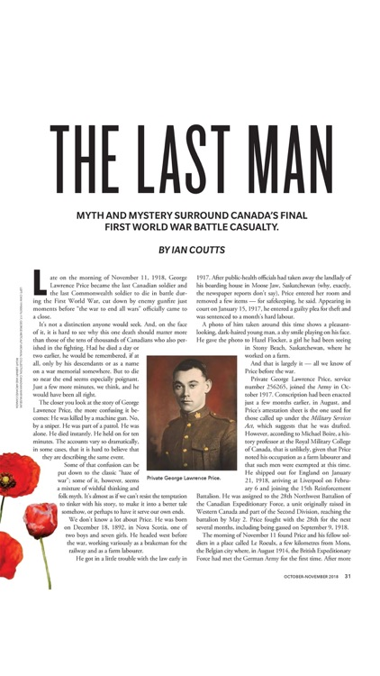 Canada's History Magazine screenshot-4