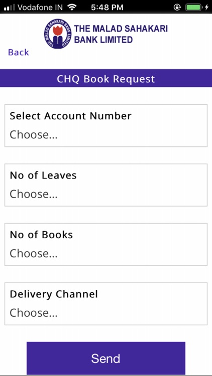Malad Bank Mobile Banking screenshot-8