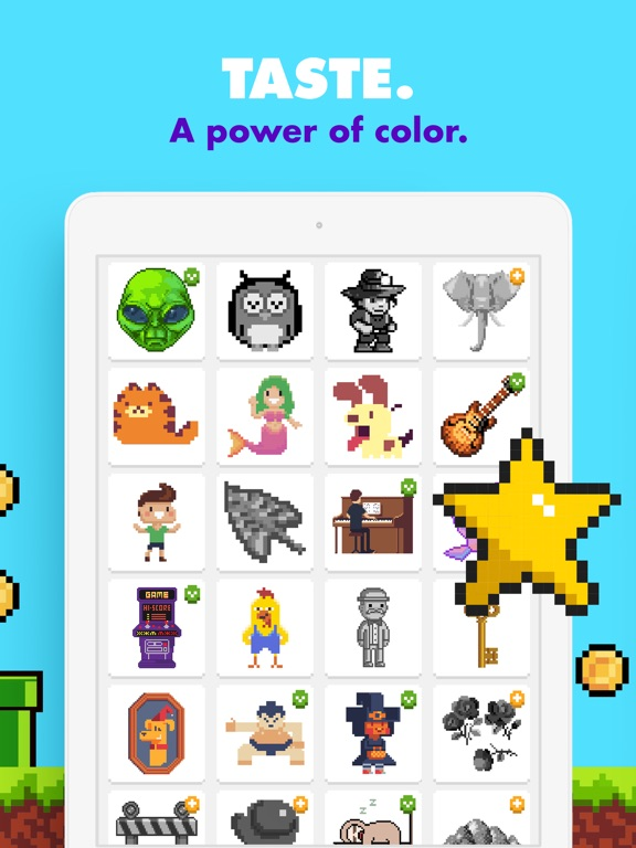 UNICORN - Color by Number Game screenshot 6