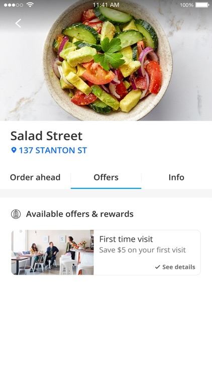 Chase Pay® | Earn, Save, Order screenshot-3