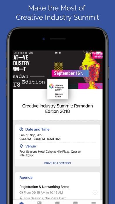 Creative industry dating app