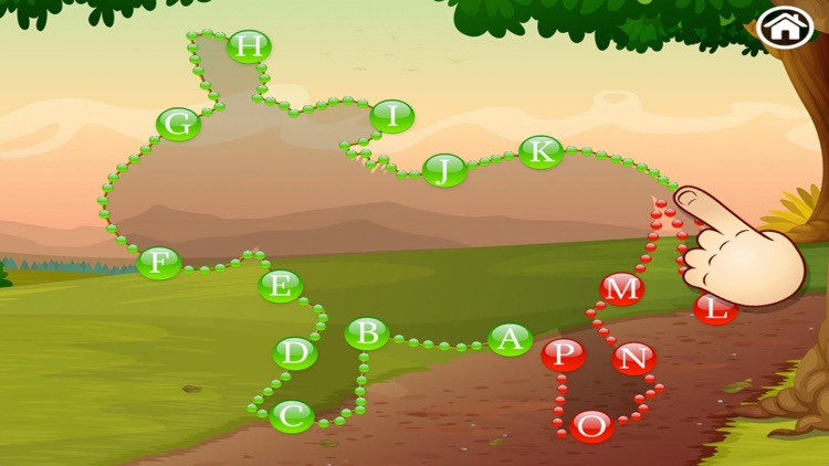 Connect The Dots In the jungle screenshot-3