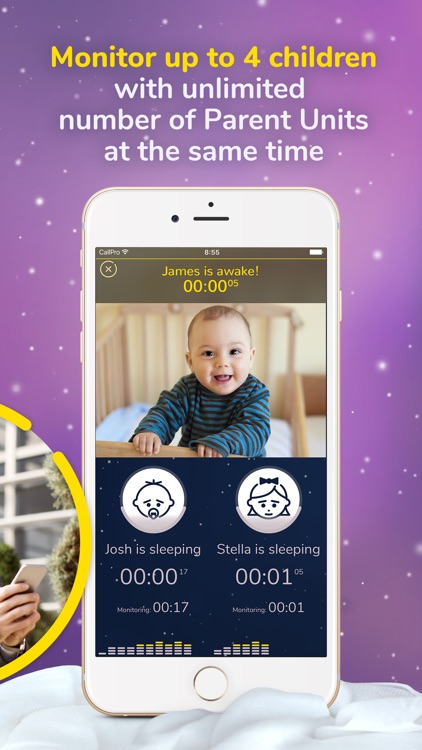Best Baby Monitor & Nanny Cam screenshot-2