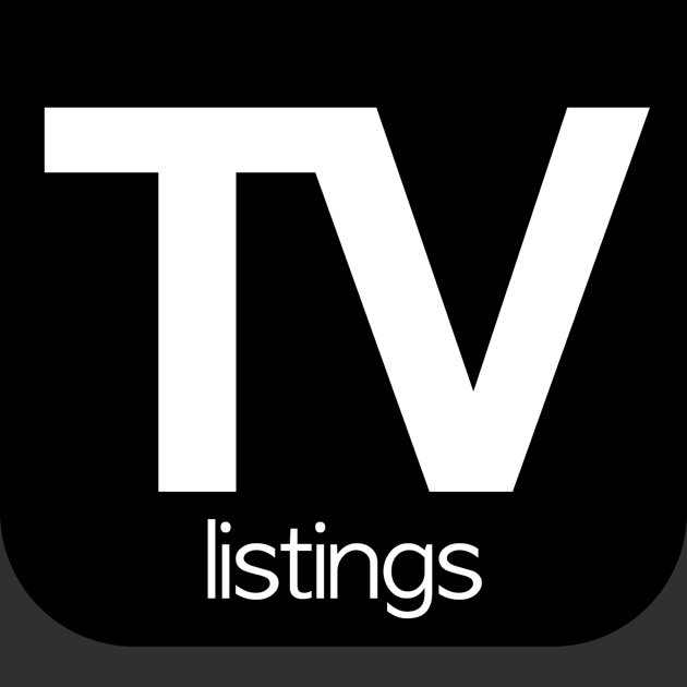 TV Listings USA United States On The App Store