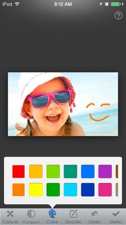 PhotoCool - Fun Photo Editor screenshot-4
