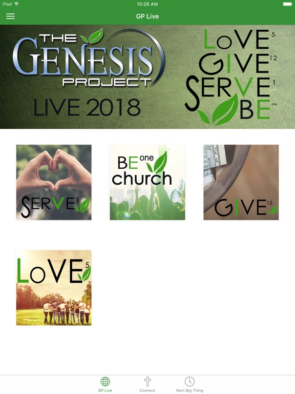 My Genesis Project Ogden screenshot 4