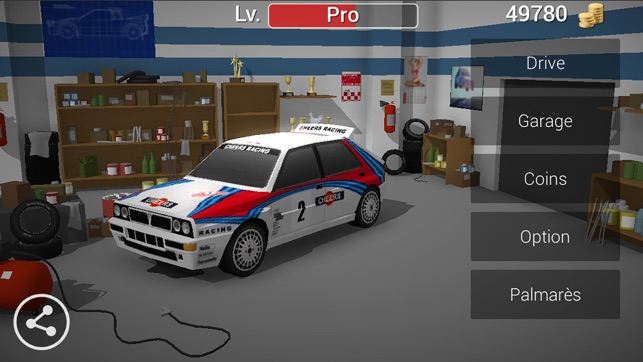 Rally Legends The Game Screenshot