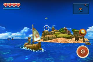 Скриншот №2 к Oceanhorn ™