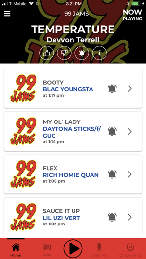 99 Jams On The App Store
