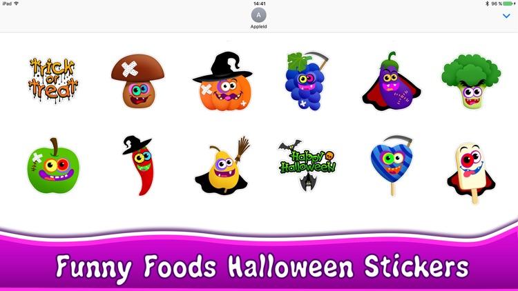 Halloween Kids Toddlers Games screenshot-4