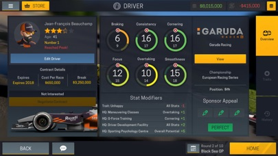 Motorsport Manager Mo... screenshot1