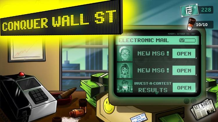 Comish - The Stockbroker Sim! screenshot-3
