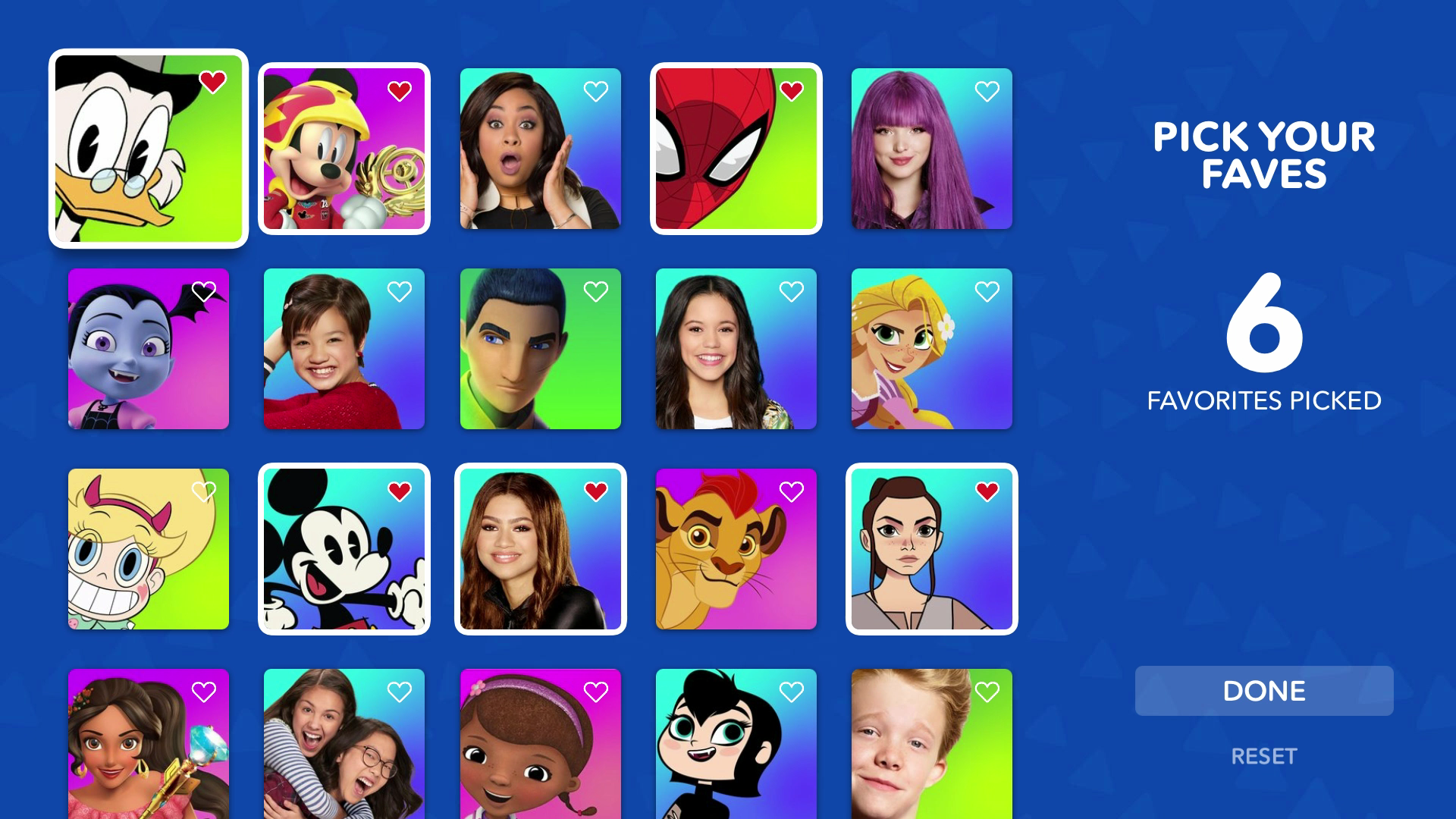 DisneyNOW – Episodes & Live TV screenshot 11