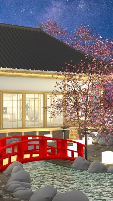 脱出ゲーム Hakone 桜舞う箱根の温泉癒しの和室紹介画像2