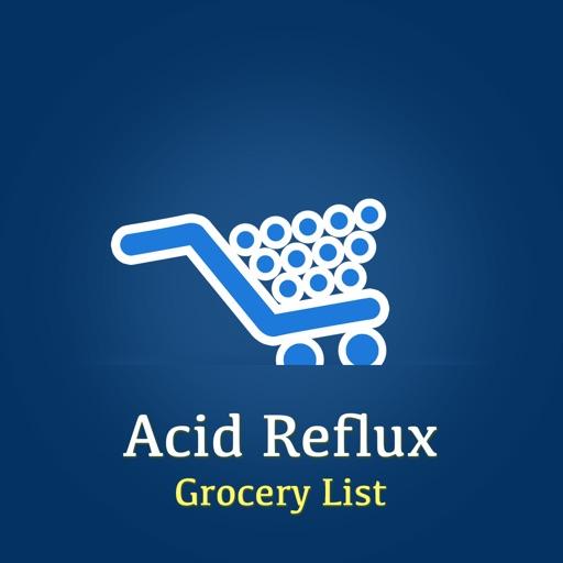 Acid Reflux Shopping List