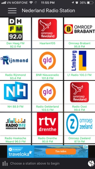 Nederland Radio Station screenshot three