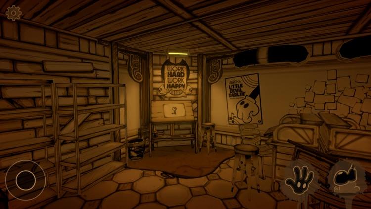 Bendy and the Ink Machine screenshot-3