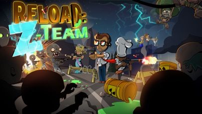 Reload: The Z-Team Screenshot 1