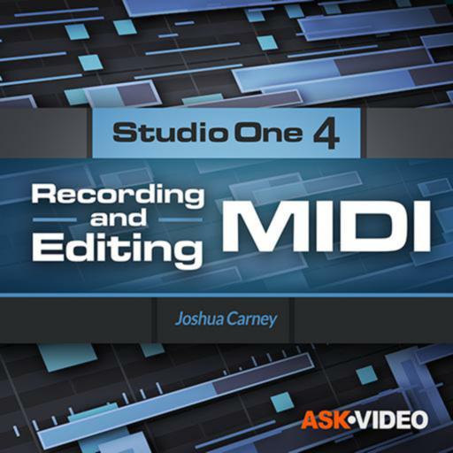 Recording and Editing MIDI