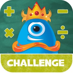 Math Champ Challenge (Common Core Standards)