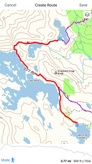Gaia gps hiking maps hike app on the app store gumiabroncs Image collections