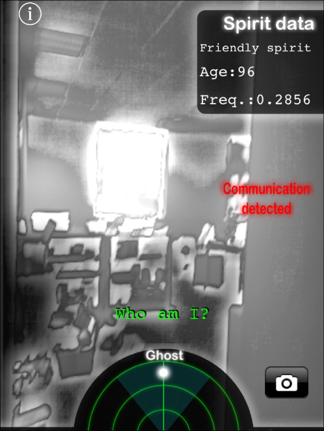 Ghost Observer - AR Detector on the App Store