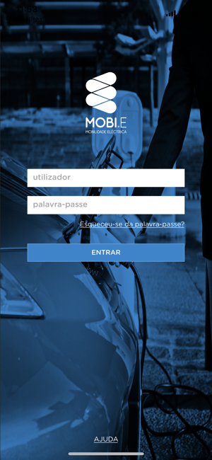 ‎Rede MOBI.E Screenshot
