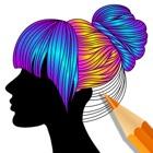 Color Therapy Malbuch icon