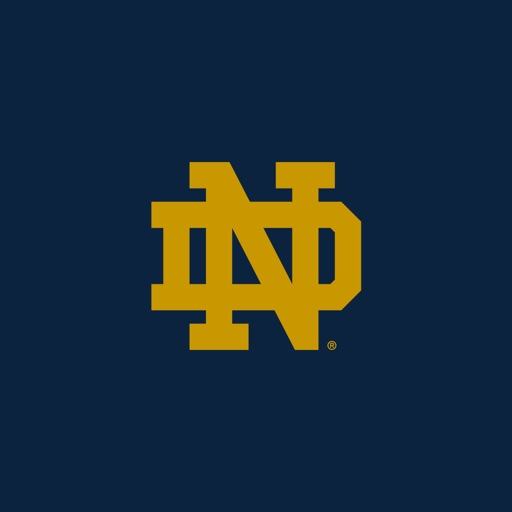 Notre Dame Stickers