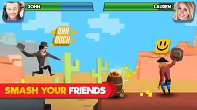 Fling Fighters screenshot 1