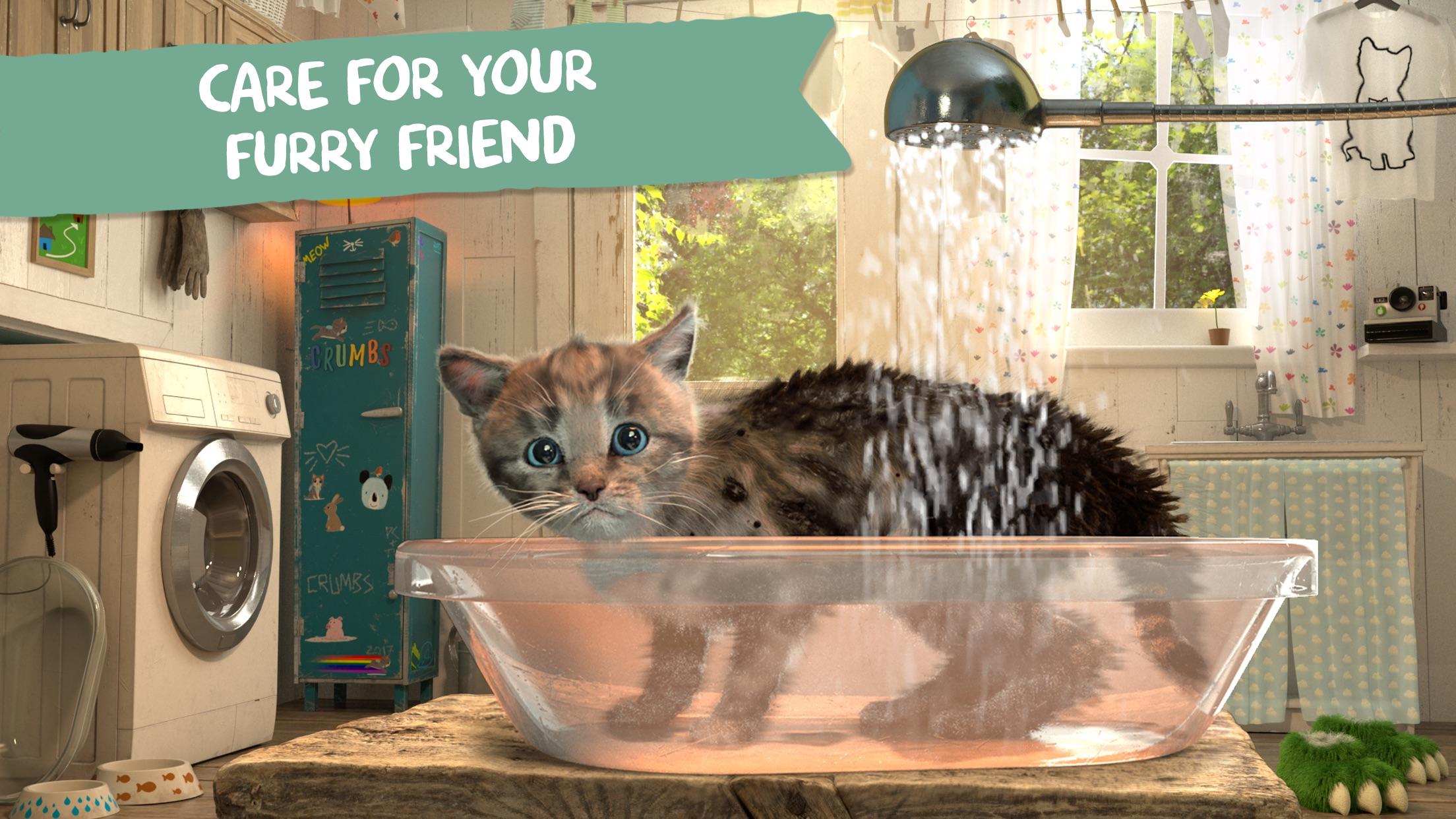 Little Kitten Adventures Screenshot