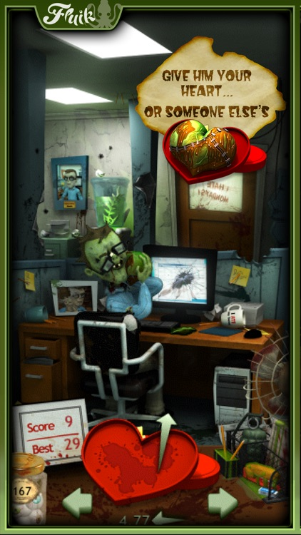 Office Zombie screenshot-3